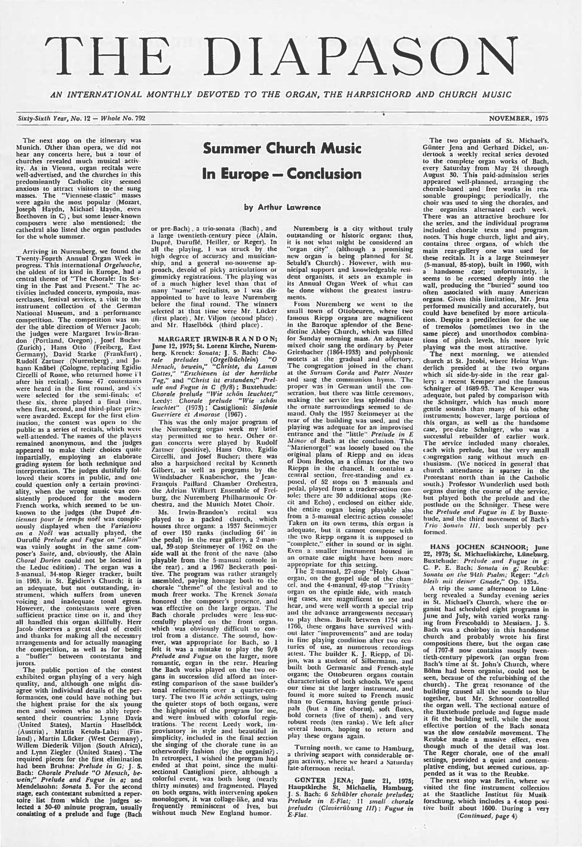 November 1975 Full Issue PDF