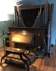 1929 Casavant Pipe Organ