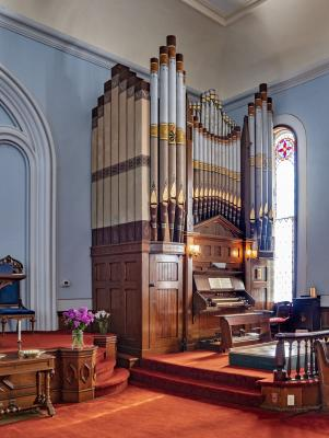 Organ Historical Society 2018 Convention, Rochester, New York | The