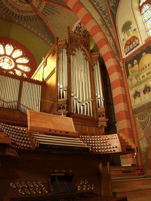 Dudelange International Organ Competition