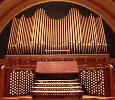 The University of Michigan, Hill Auditorium
