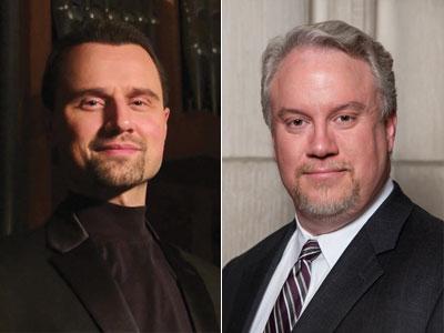Jacob Benda and Eric Plutz