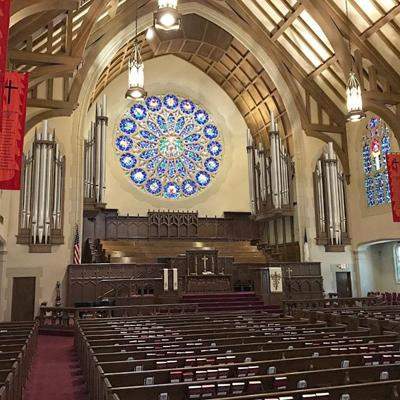 First United Methodist Church, Lubbock, Texas, where Létourneau Opus 135 will be installed