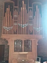 Northfield United Methodist Church, Northfield, Minnesota, Kney organ
