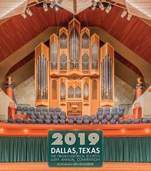 OHS 2019 Pipe Organ Calendar
