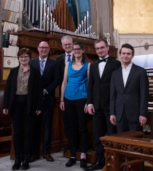 2019 Arthur Poister Scholarship Competition in Organ Playing