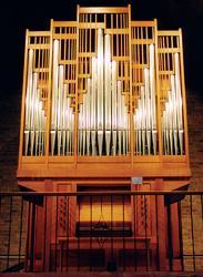 St. Giles Episcopal Church, Northbrook, Illinois, Wolff organ