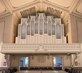 Létourneau Pipe Organs Opus 136