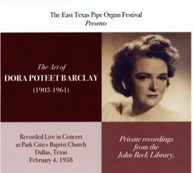 The Art of Dora Poteet Barclay