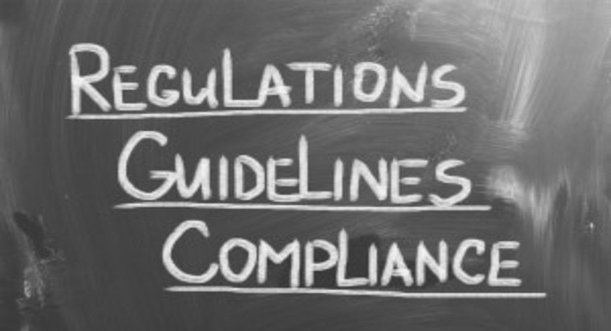 Regulations Guidelines Compliance Image