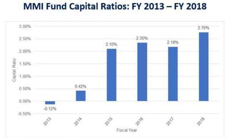 Fun Capital Ratios Graph