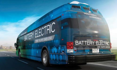 Electric bus; advanced bus technologies