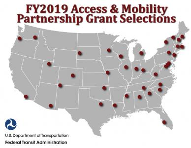Federal Transit Administration Access & Mobility Grants