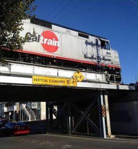 Construction management for Caltrain improvements