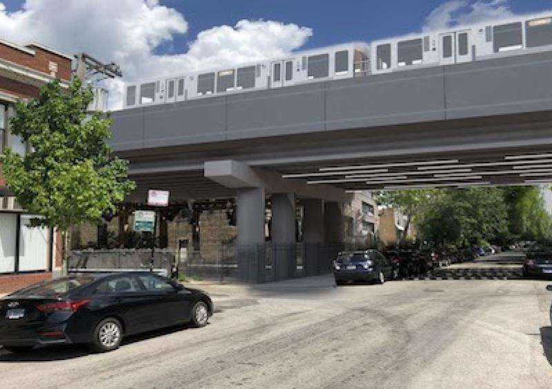 Chicago Transit Authority; Red Purple Line modernization