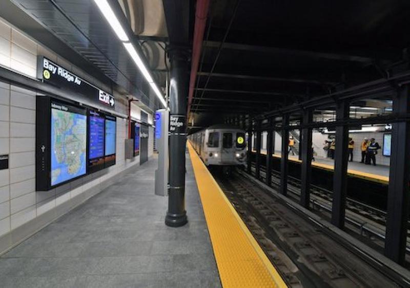 Metropolitan Transit Authority New York City subway