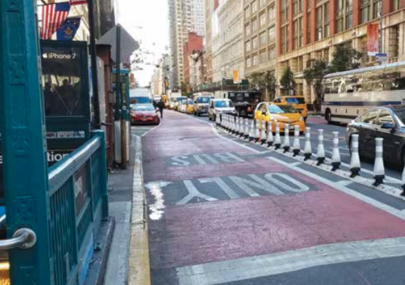 OneNYC Better Buses Action Plan
