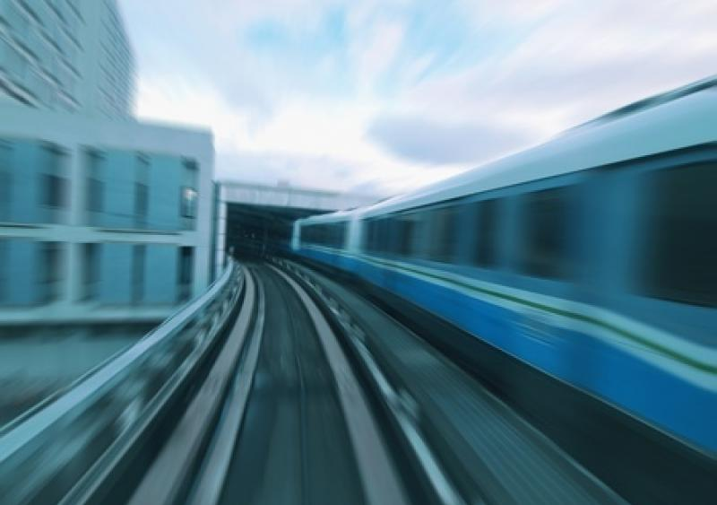 high-speed rail project California