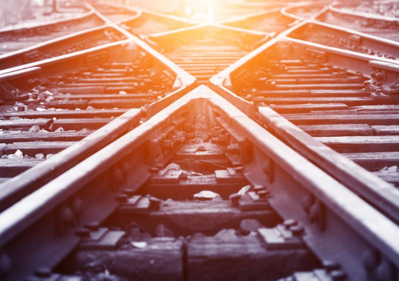 rail project; New Jersey