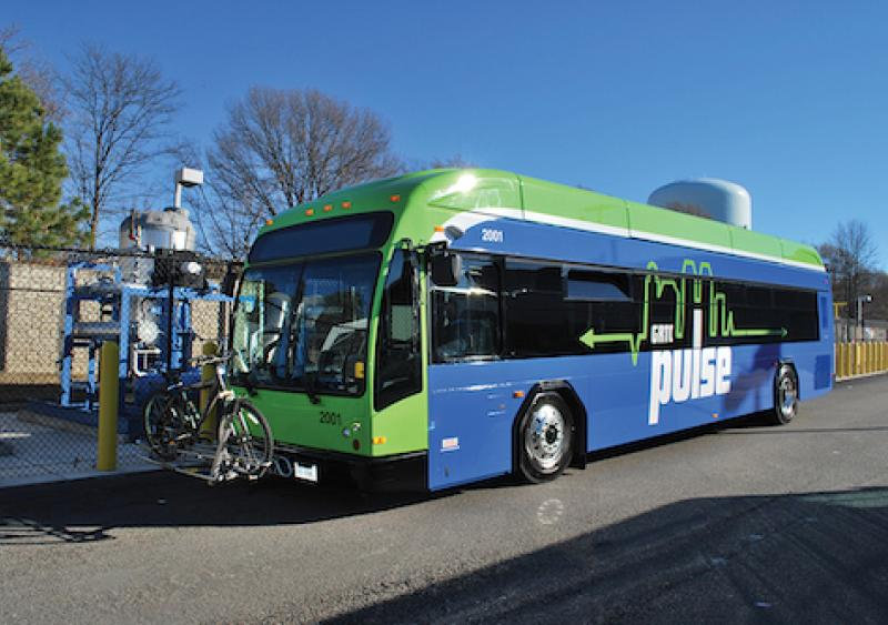 A new bus rapid transit line brings  modernity and connectedness to multiple communities in Central Virginia