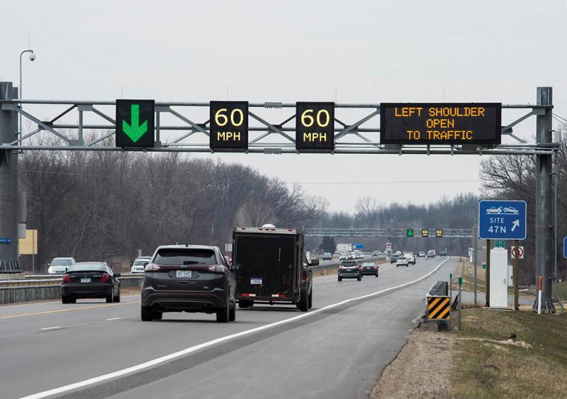 U.S. 23 Flex Route project Michigan