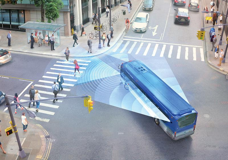 Mobileye collision-avoidance system