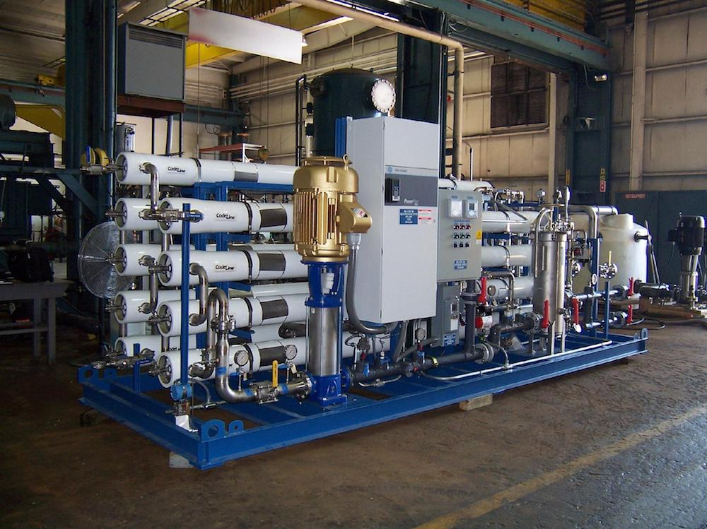 Specialized treatment & reuse systems provide sustainable infrastructure