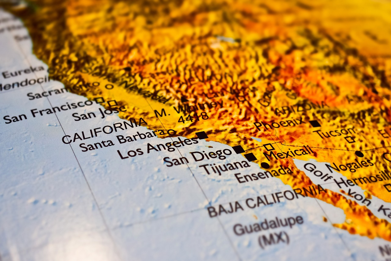 Aquaoso and California Chapter ASFMRA release free digital water map for California