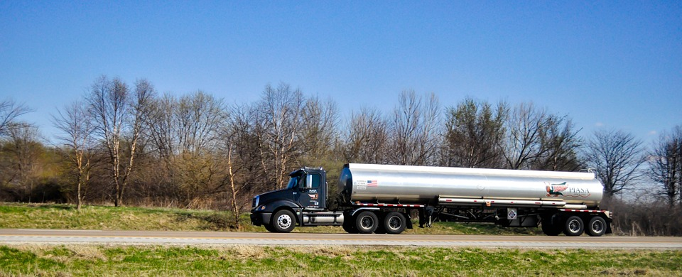 Semi-truck spills threatening water quality