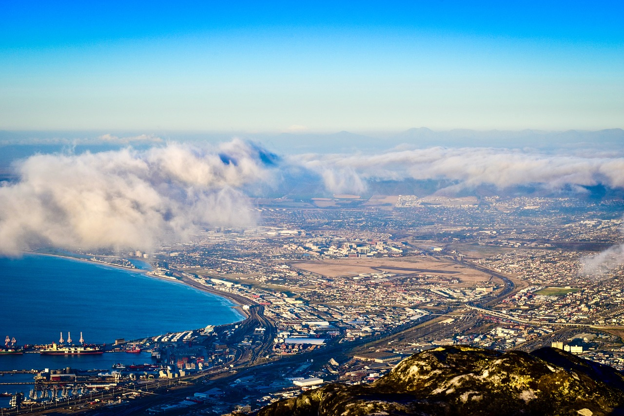 Cape Town launches desalination plant as water reuse expands