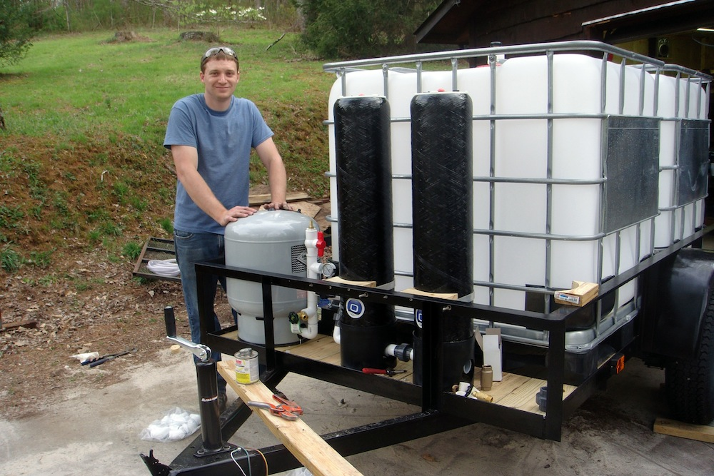 dealer of the year_west carolina water_mobile treatment
