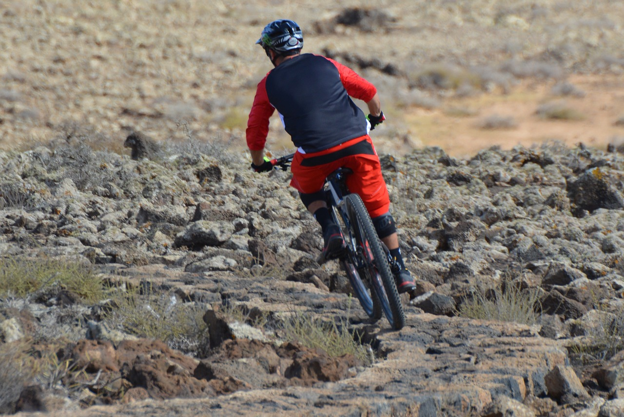 Mountain biking may affect drinking water