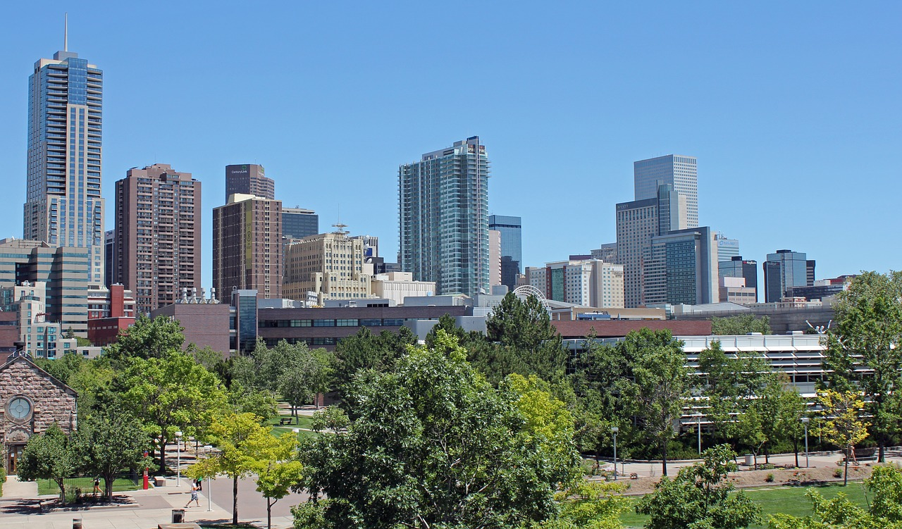 Water quality warning in Denver