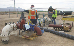 correctional facility solves water quality problem with custom solution
