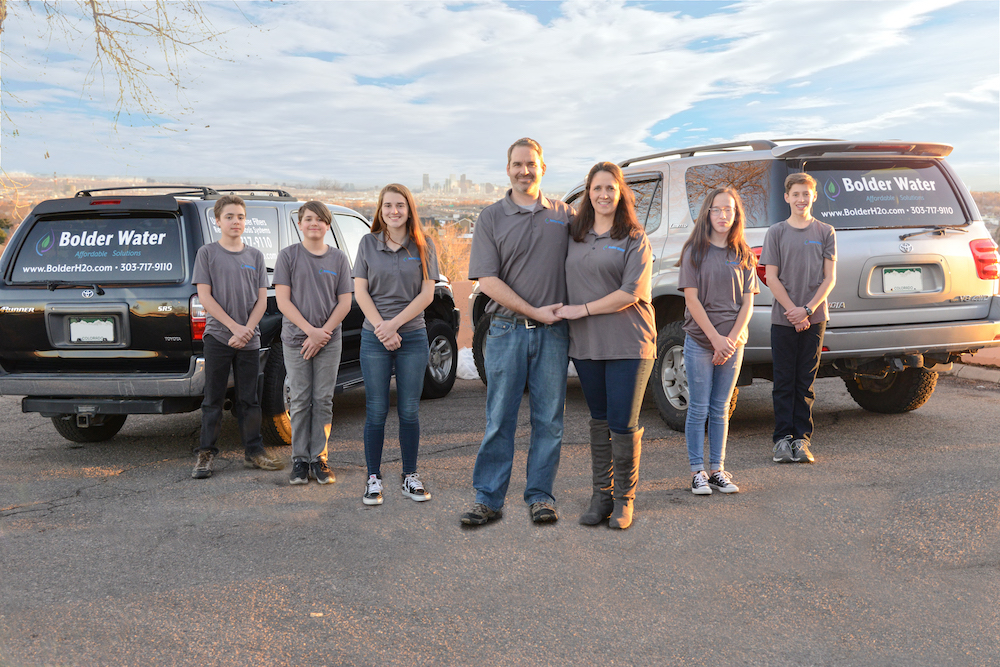 Bolder Water provides quality water and service in Thornton, Colorado