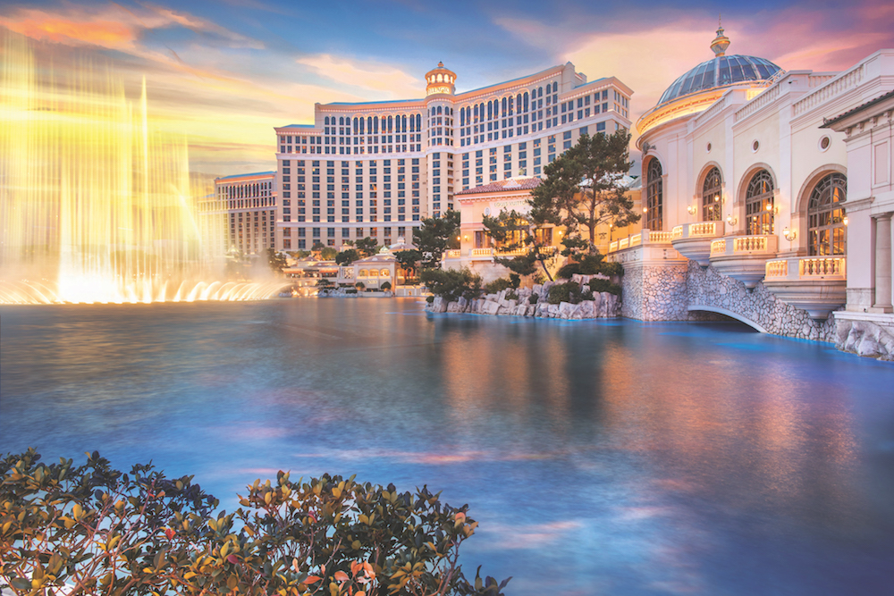 Partnership connects water use monitoring technology with Las Vegas resorts