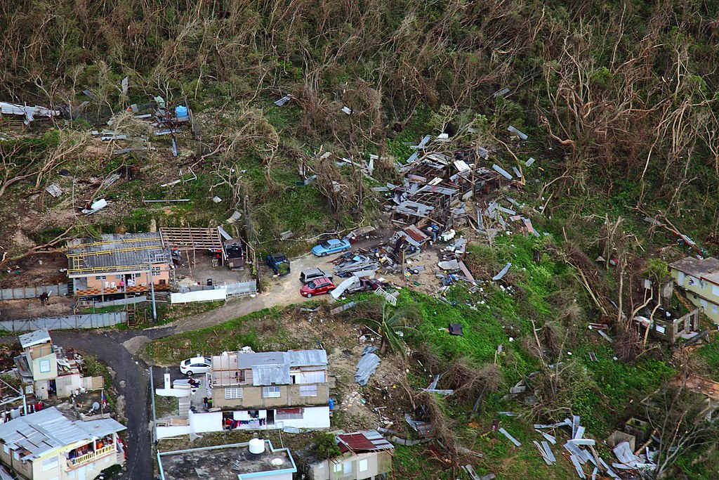 Hurricane Maria affects Puerto Rico drinking water