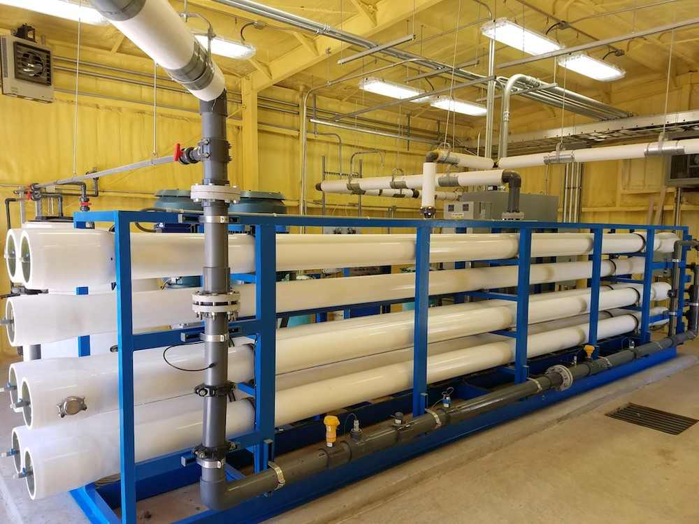 Bringing a wind-powered desalination system to Mitchell County, Texas