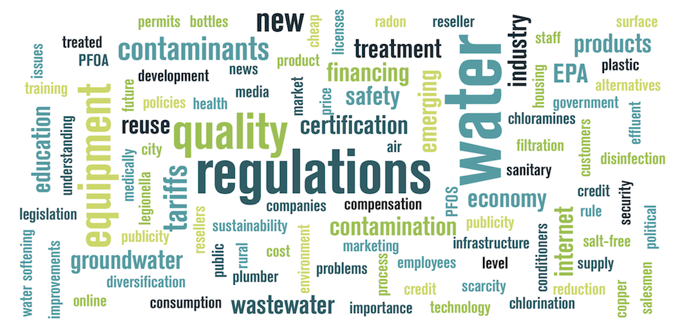 2019 state of the water quality industry