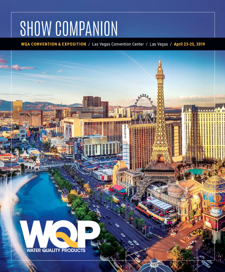 WQP's guide to the must-see products & events at the 2019show