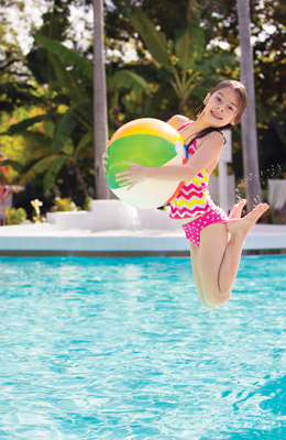 advanced oxidation offers water disinfection option for swimming pool water