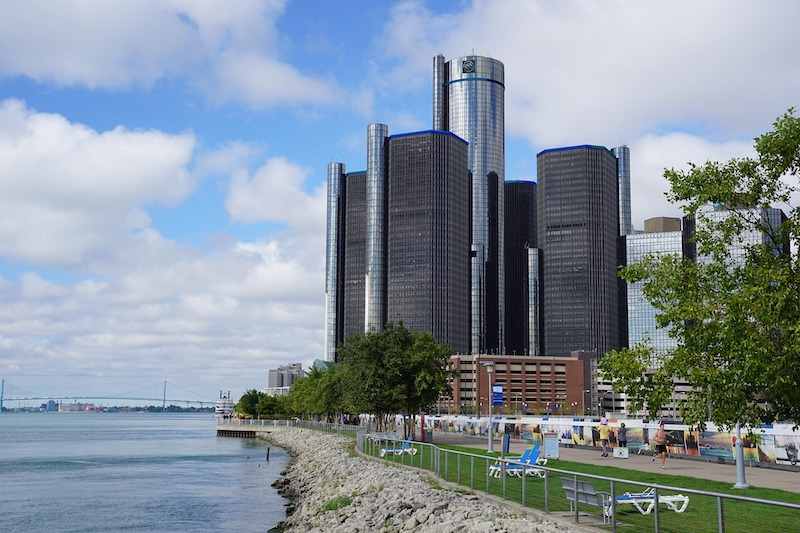 The Detroit school district shut off drinking water in 2018 after excessive levels of lead were found