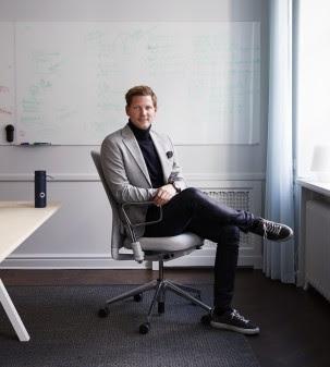 Blue CEO wins award