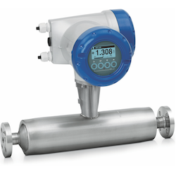 Krohne mass meter for industrial use