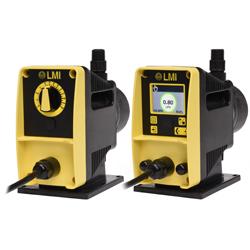 lmi chemical metering pumps