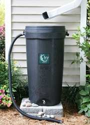 Boone North Carolina Watauga County rain barrel sale