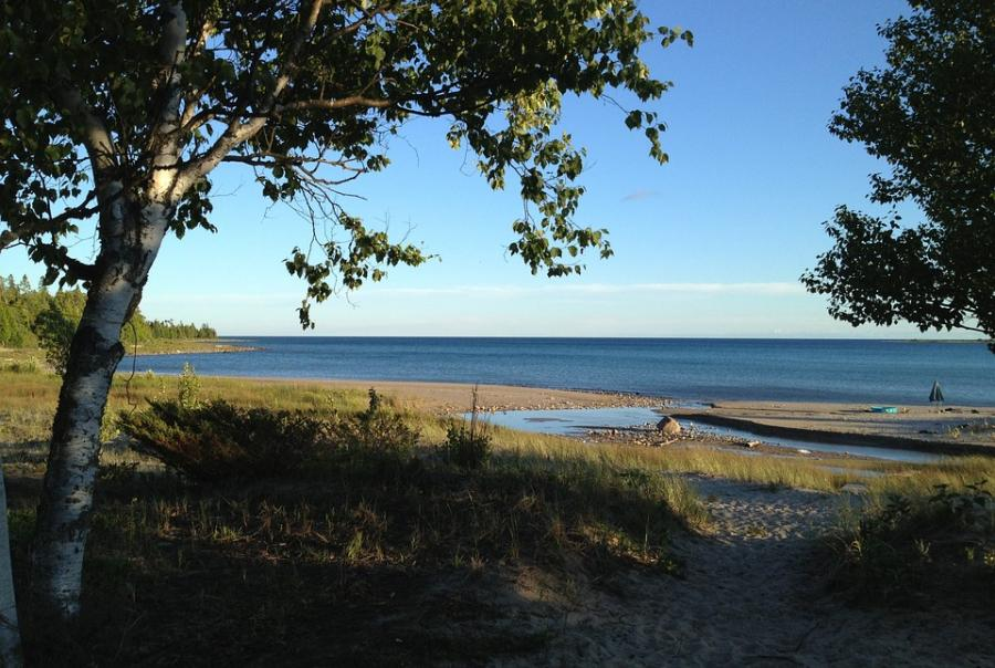 Emerging contaminant PFAS found in Lake Huron drinking water source