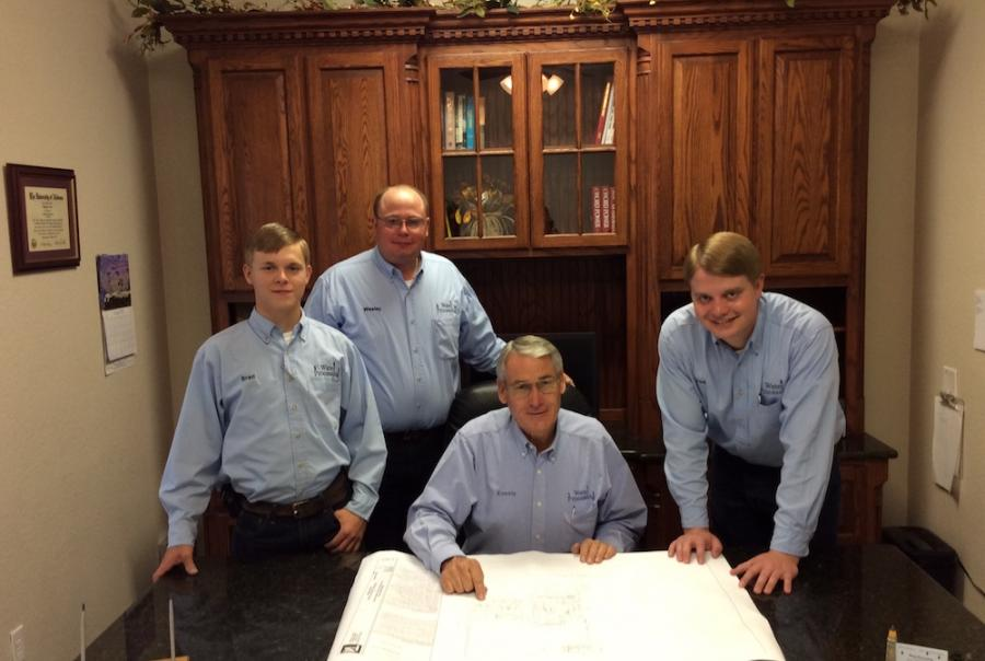 Three generations of water treatment dealers thrive
