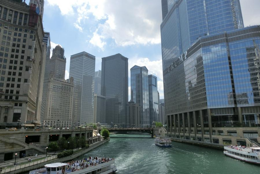 Environmental groups question Trump Tower over cooling water intake