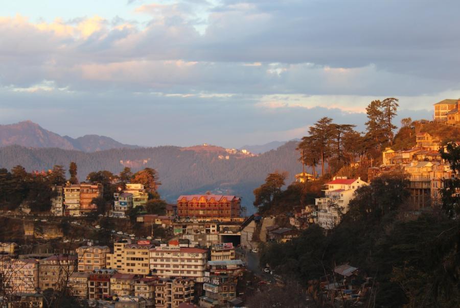 Shimla, India, struggles with growing water crisis